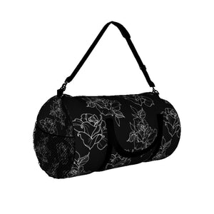 Timmy B Rose Outline Duffel Bag