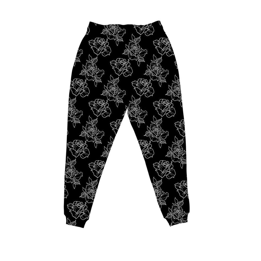 Timmy B Rose Outline Unisex Joggers
