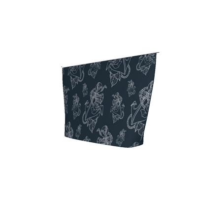 Timmy B Anchor Outline Accessory Pouch