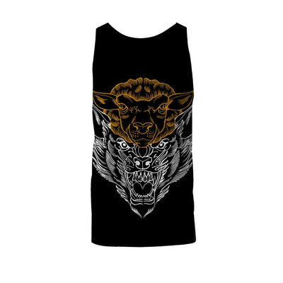 Travis Deception Unisex Tank