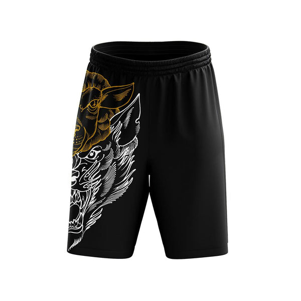 Travis Deception Mens Shorts