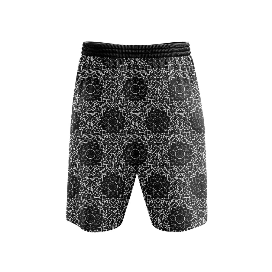 Woods Mandala Mens Shorts