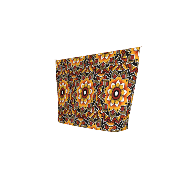 Woods Mandala Accessory Pouch