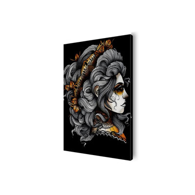 Gianna Girl Canvas