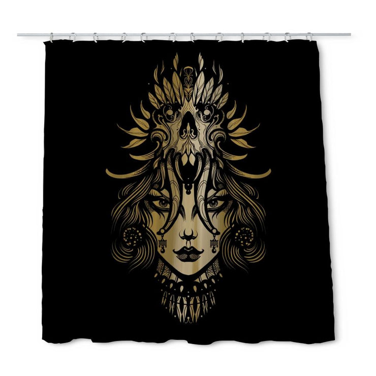 Allie Girl Shower Curtain