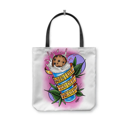 Billmaier Dip Tote Bag