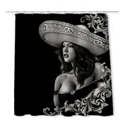 Ceeze Charra Shower Curtain