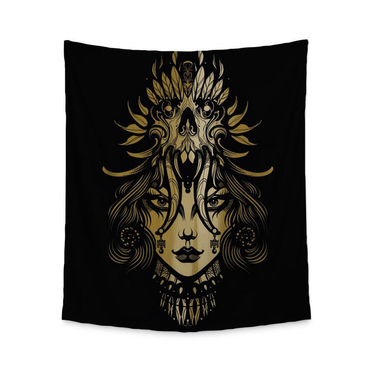Allie Girl Wall Tapestry