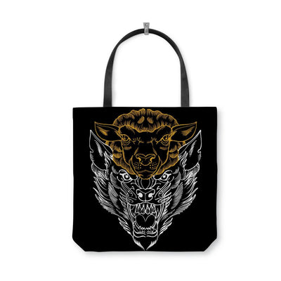 Travis Deception Tote Bag