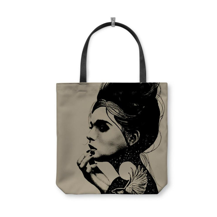 Austin Girl Tote Bag
