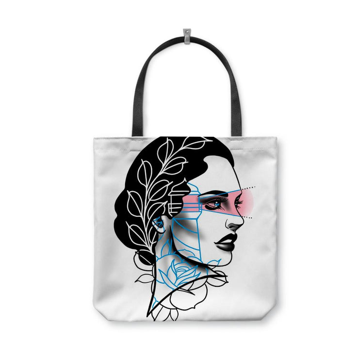 Drew Nautical Lighthouse Tote Bag