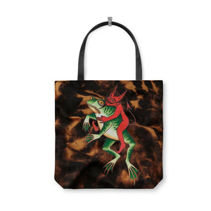 Mike Cann Tote Bag
