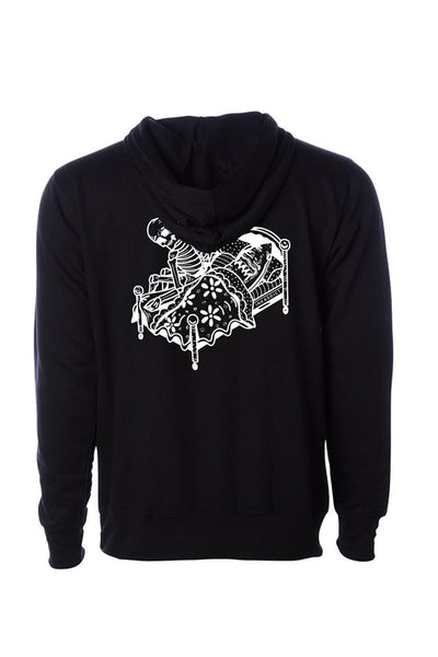 Relax We All Die Men's Pullover