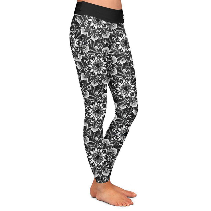 Kat Mandala Womens Premium Leggings
