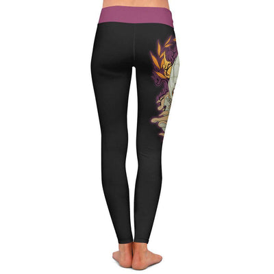 Luna Hand Womens Premium Leggings