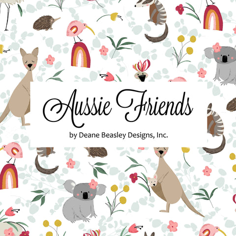 NEW: Aussie Friends by Deane Beesley