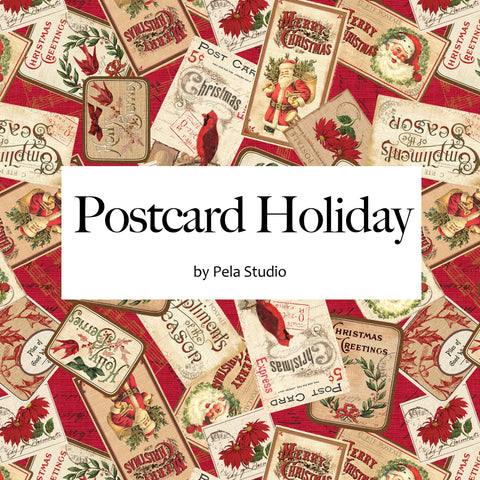 Postcard Holiday by Pela Studio