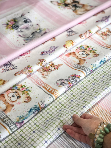 Little Darlings fabric collection