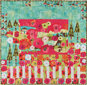 Joyful Garden<br>by Janet Mednick<br>Always Blooming