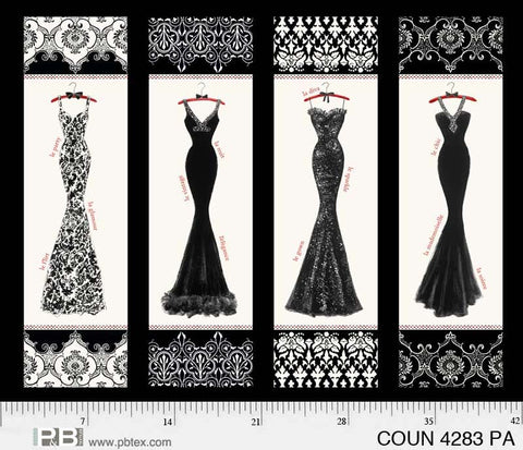 NEW: Couture Noir by Emily Adams