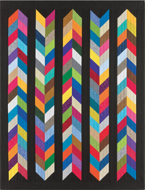 Essentially Chevrons <br>by Nancy Mahoney<br>Bear Essentials 2