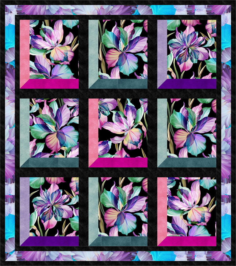 Flora Fantasia<br>by Cyndi Hershey<br>Available Now!