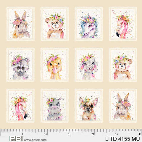 Little Darlings by Sillier Than Sally Designs