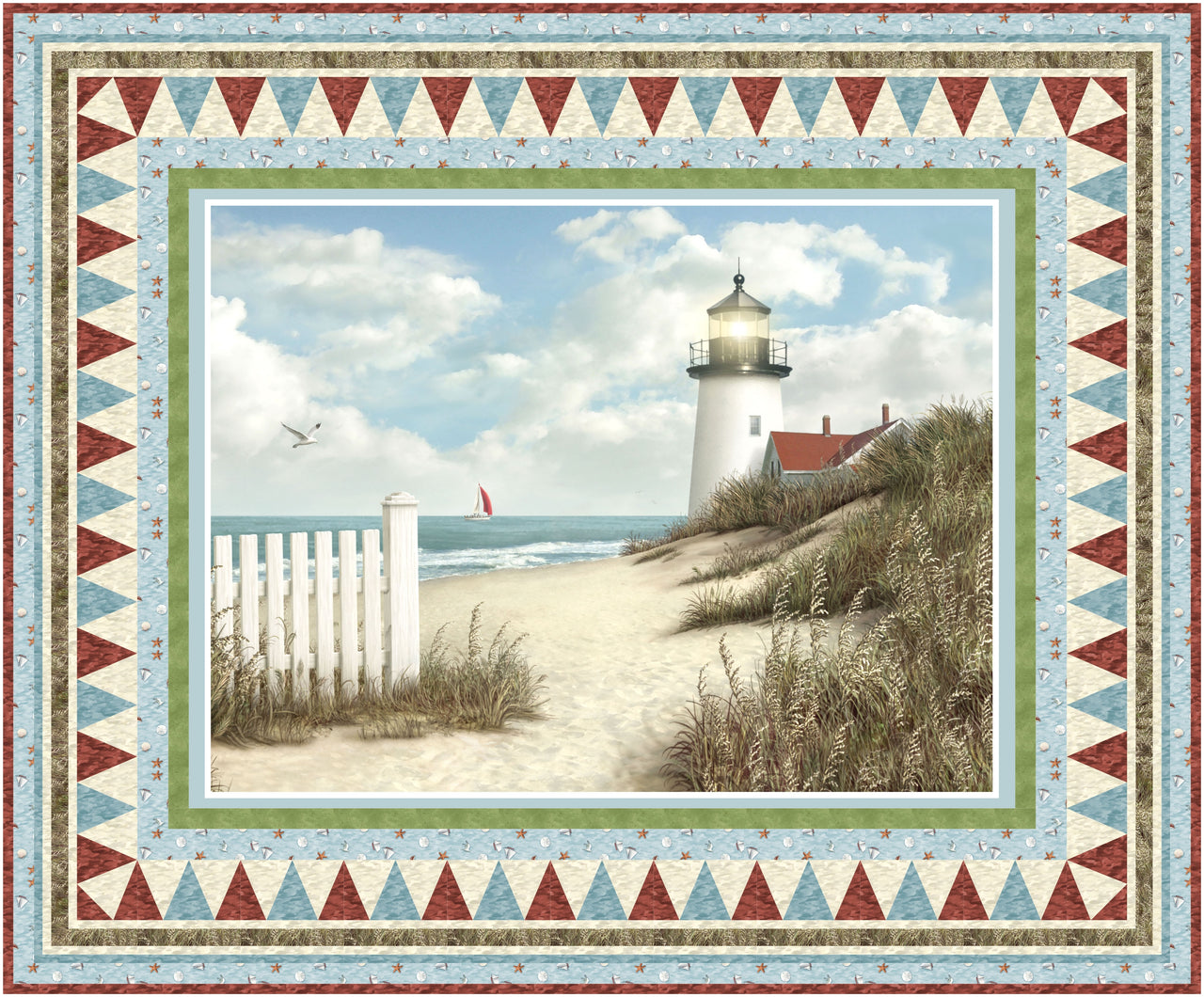 By the Peaceful Shore<br>by Denise Russell<br>Available Now!
