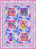 Butterfly Dreams<br>Quilt by Cyndi Hershey<br>Available Now.