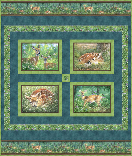 Endeering<br>Quilt by Phyllis Dobbs<br>Available Sept/Oct 2020.