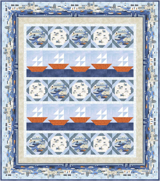 Sailors Rest Collection<br>by Cyndi Hershey<br>Available March 2020.