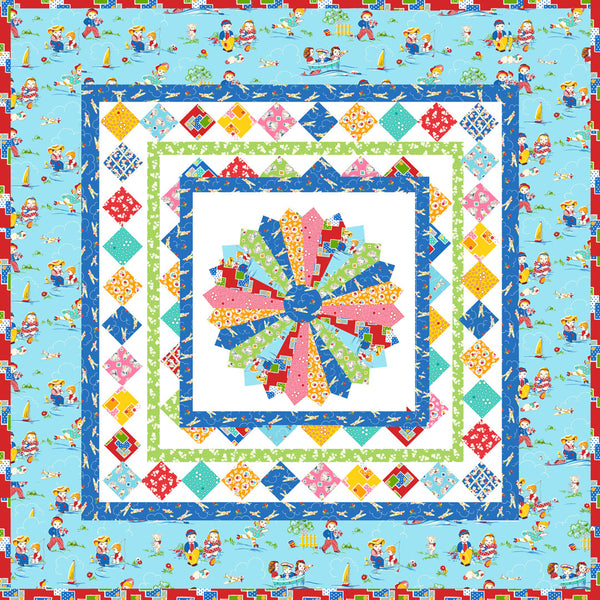 Time to Play<br>by Leslie Sonkin<br>Playtime<br>Free Pattern<br>Available Now!