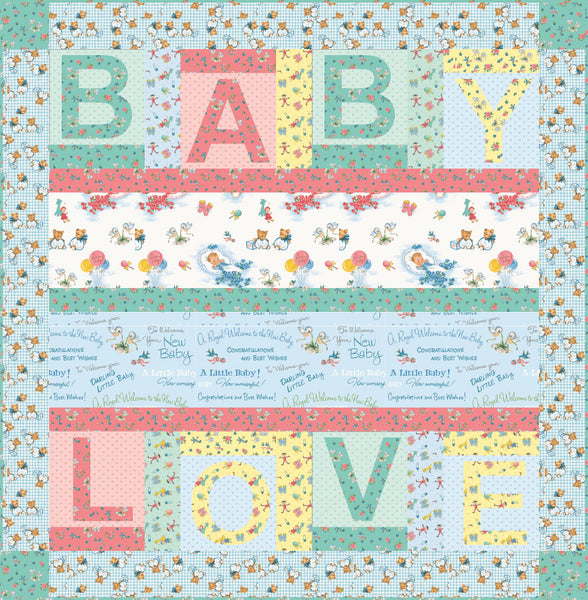 Welcome Baby Collection<br>Free Pattern<br>Available Now!