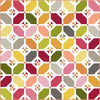 Whimsy Fanciful Floor<br>Pattern for Purchase by Wendy Sheppard<br>Available Now.