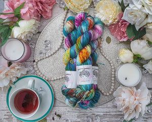 Hallucinate - Stunning Sock Yarn