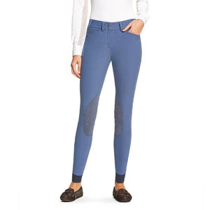 Ariat Heritage Elite Knee Patch Breech, Coast Fjor