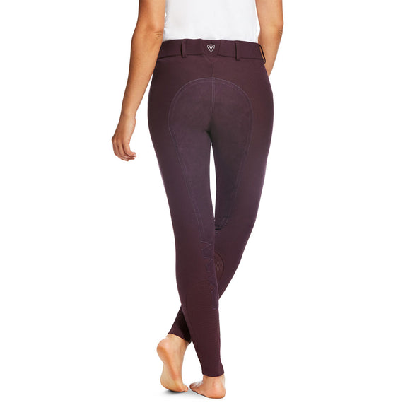 Ariat® Heritage Elite Full Seat Breech, Plum