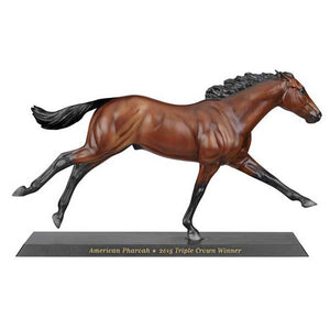 Breyer American Pharoah, 2015 Triple Crown Winner
