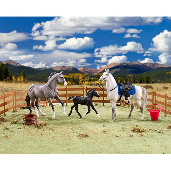 Breyer Classics Heros of the West - BRY61098