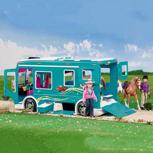 Breyer-Cruiser 2017 Teal   (BRY62044)