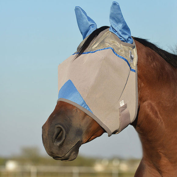Crusader ™ Wounded Warrior Fly Mask with Ears