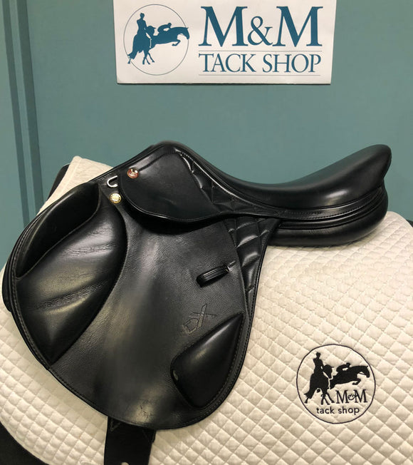 Prestige DX Monoflap Close Contact Jumping Saddle