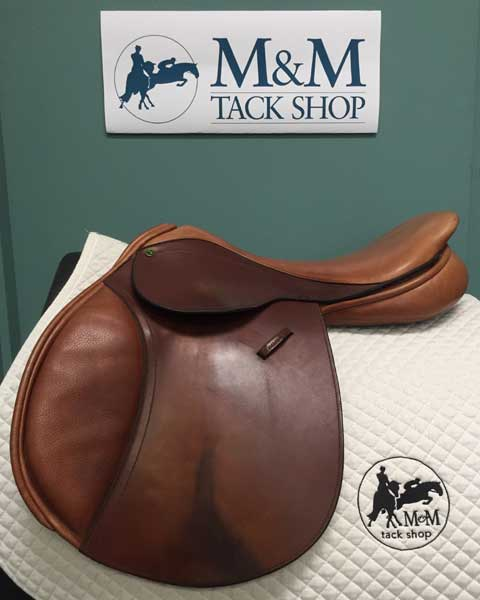 County Stabilizer Close Contact Jump Saddle