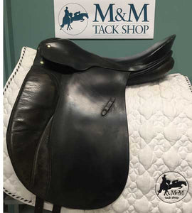 Passier Nicole Grand Gilbert Dressage Saddle