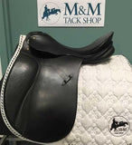 Passier Nicole's Grand Gilbert Dressage Saddle