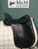 Albion Low Head, Narrow Seat SLK Dressage Saddle