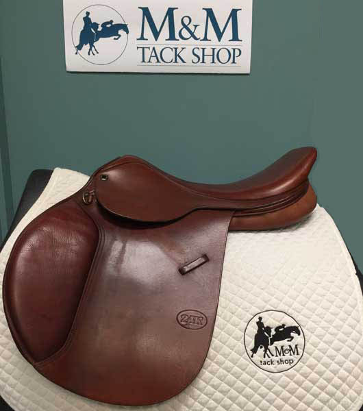Thornhill Pro Trainer 24K Close Contact Saddle