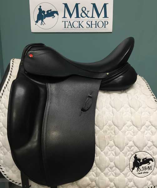 Albion SLK Ultima LH NS Brentina Dressage Saddle