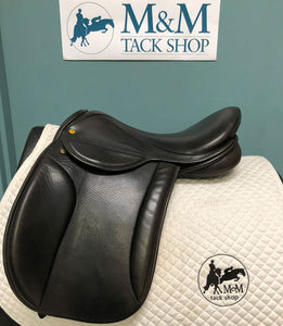Black Country Grafter Working Hunter (General Purpose) Saddle