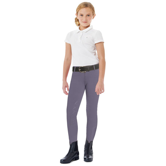 Ovation® AeroWick™ Child's Knee Patch Tights, Summer Colors